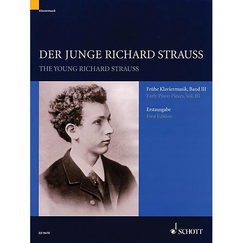 Schott Der junge Richard Strauss Schott Series Softcover