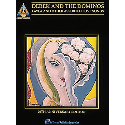 Hal Leonard Derek & The Dominos - Layla & Other Assorted Love Songs Guitar Tab Songbook
