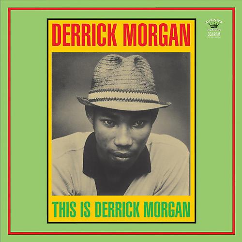 Alliance Derrick Morgan - This Is Derrick Morgan