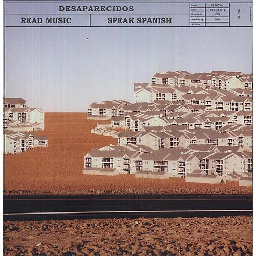 Alliance Desaparecidos - Read Music: Speak Spanish
