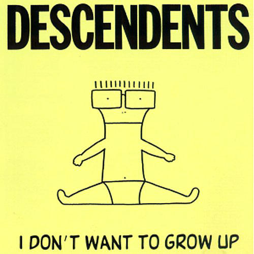 Alliance Descendents - I Don't Want to Grow Up