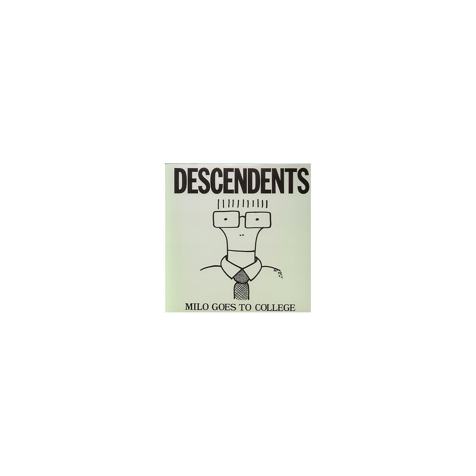 Alliance Descendents - Milo Goes to College