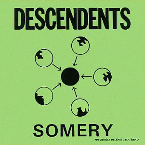 Alliance Descendents - Somery