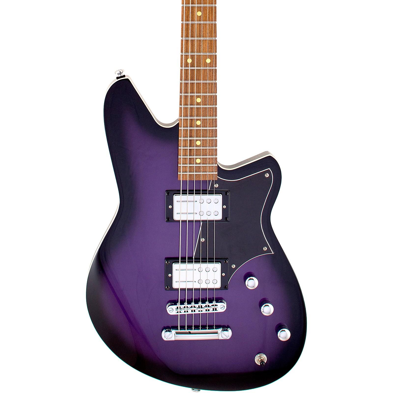 Reverend Descent Roasted Pau Ferro Fingerboard Baritone Electric Guitar
