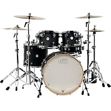 Open Box DW Design Series 5-Piece Lacquer Shell Pack with Chrome Hardware