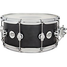 DW Design Series Maple Snare Drum, Chrome Hardware