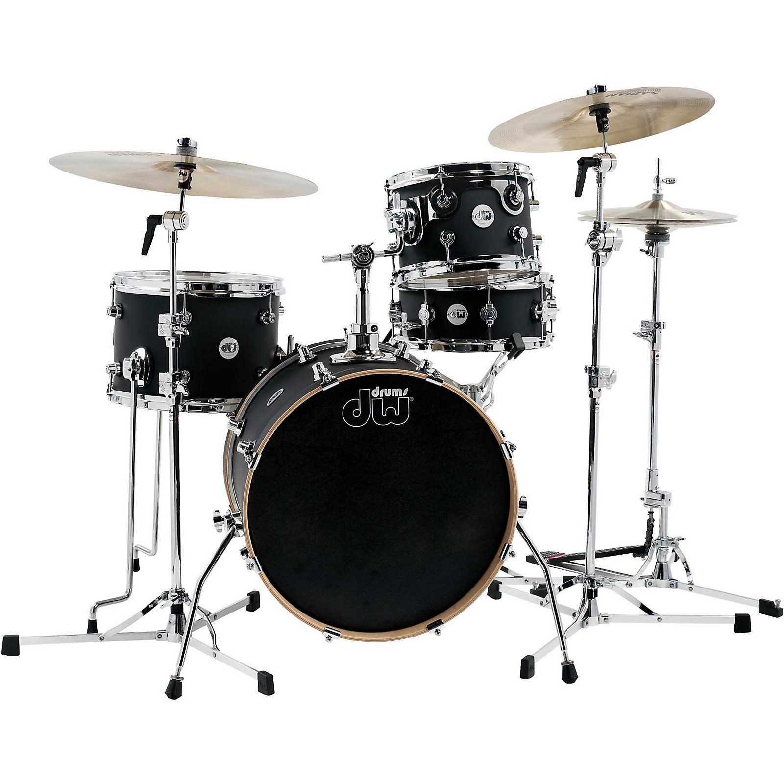 DW Design Series Mini-Pro 4-Piece Shell Pack