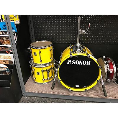 SONOR Designer Drum Kit