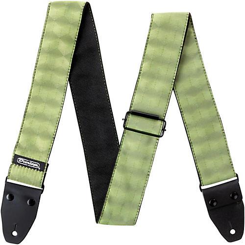 Dunlop Designer Jacquard Series Strap Echo Olive