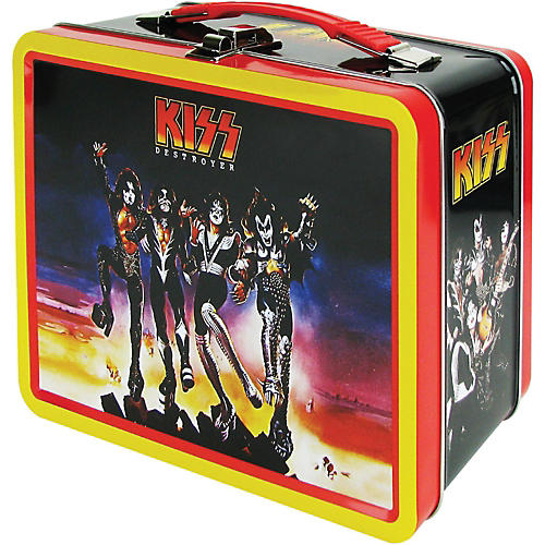 KISS Destroyer Tin Tote/Lunchbox