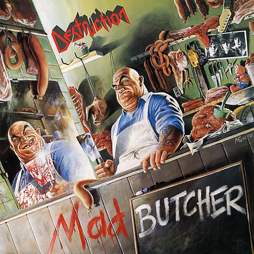 Alliance Destruction - Mad Butcher