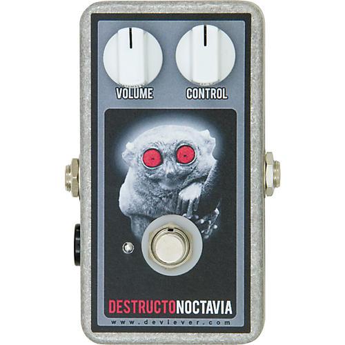 Devi Ever Destructo Noctavia Distortion Guitar Effects Pedal