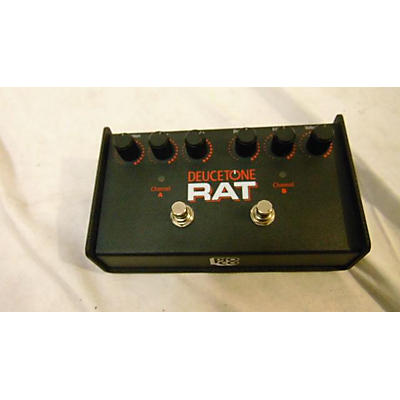 Pro Co Deucetone Rat Effect Pedal