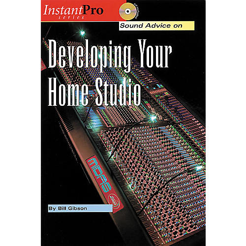 Hal Leonard Developing Your Home Studio (Book/CD)