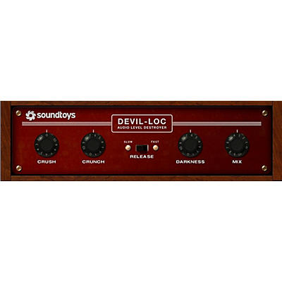 Soundtoys Devil-Loc Deluxe 5 Software Download