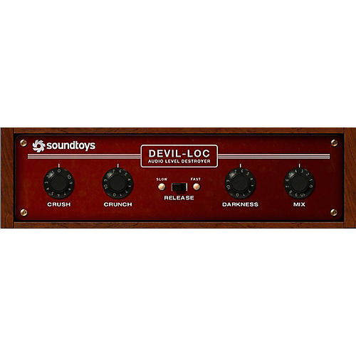 Soundtoys Devil-Loc Deluxe 5 Software Download