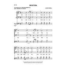 Southern Devotion TB Composed by Laura Farnell