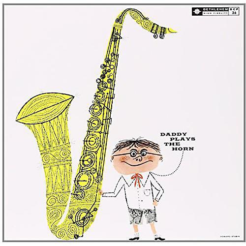 Alliance Dexter Gordon - Daddy Plays the Horn