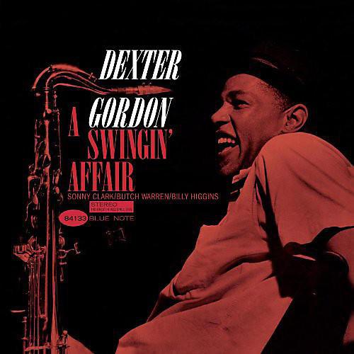 Alliance Dexter Gordon - Swingin Affair