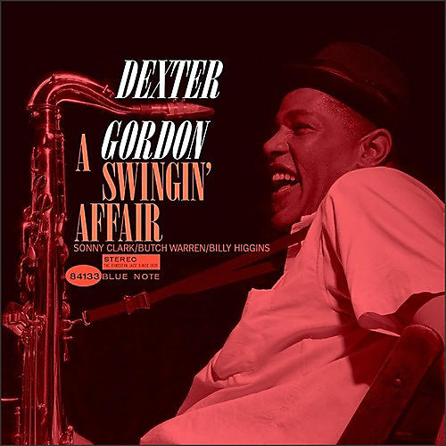 Alliance Dexter Gordon - Swingin' Affair