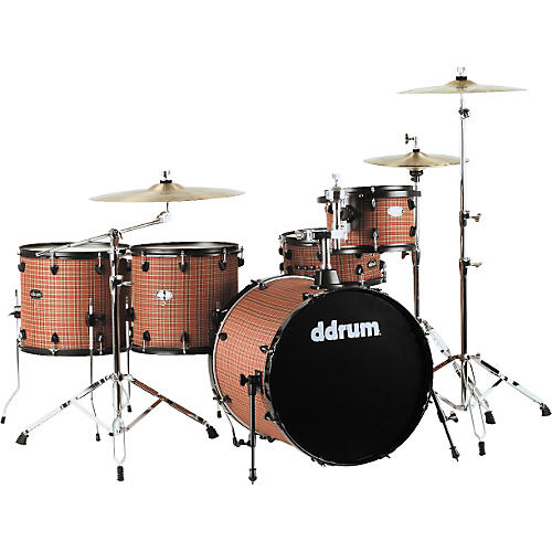 Ddrum Diablo Combat Punx 5-Piece Drum Set