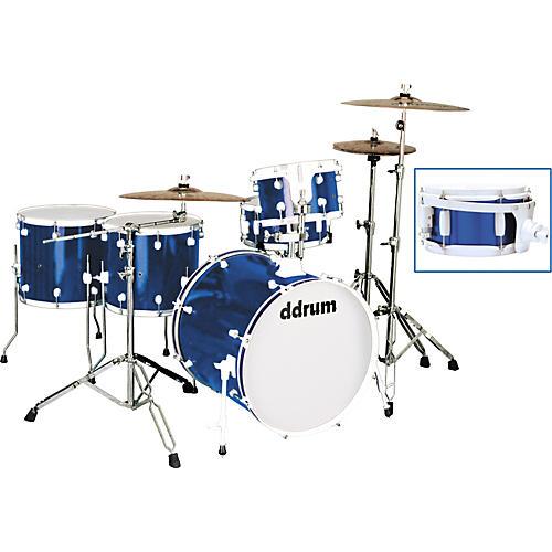 Ddrum Diablo Punx 5-Piece Drum Set with Side Snare Tantrum