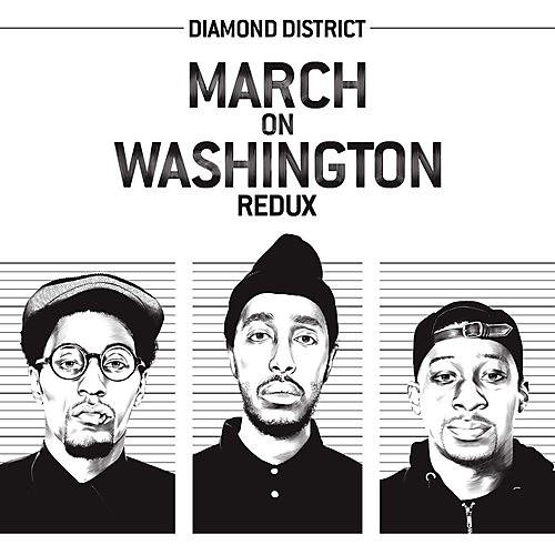 Alliance Diamond District - March on Washington Redux