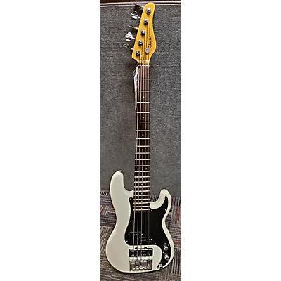 Schecter Guitar Research Diamond P Custom 5 Electric Bass Guitar