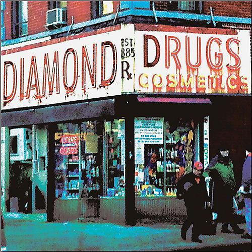 Alliance Diamond Rugs - Cosmetics