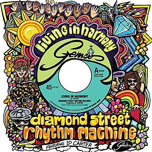 Alliance Diamond Street Rhythm Machine - Living In Harmony