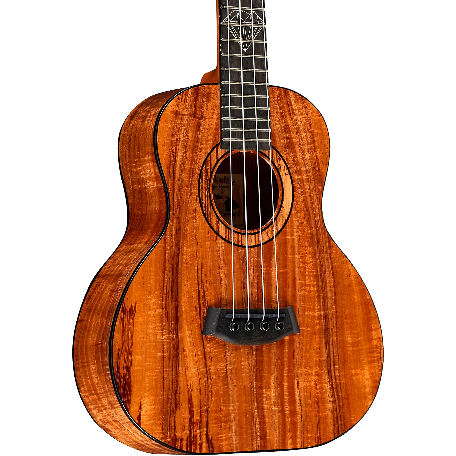 Kanile'a Ukulele Diamond Super Tenor Ukulele