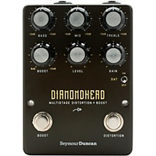 Seymour Duncan Diamondhead Multistage Distortion + Boost Effects Pedal