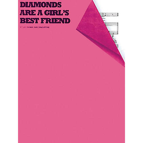 Music Sales Diamonds Are a Girl's Best Friend Music Sales America Series