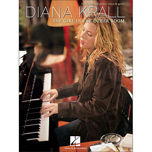 Hal Leonard Diana Krall - The Girl In The Other Room Vocal / Piano