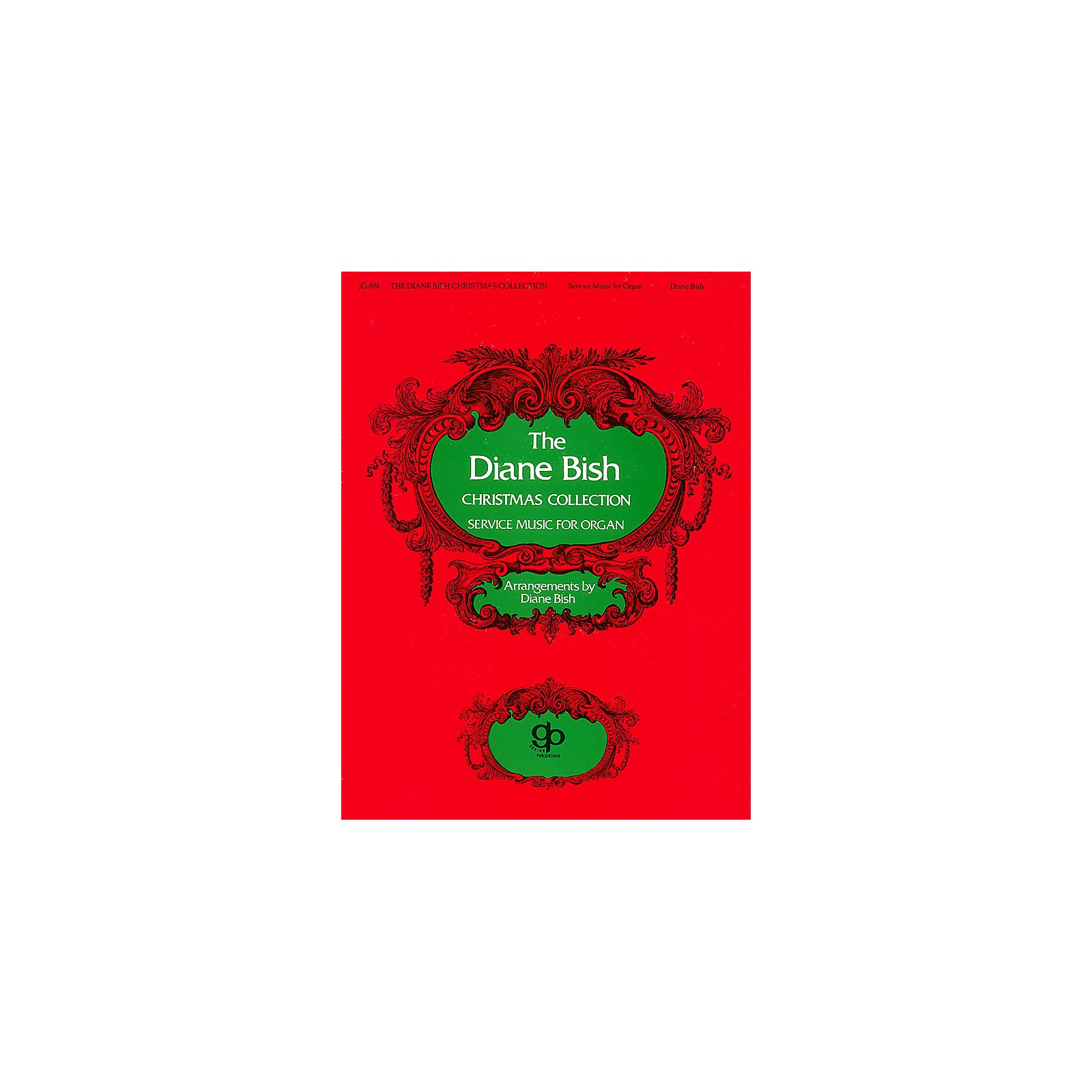 Gentry Publications Diane Bish - Christmas Collection (Organ)
