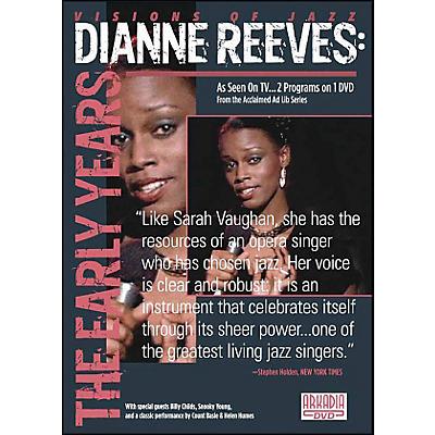 Hal Leonard Dianne Reeves: The Early Years DVD