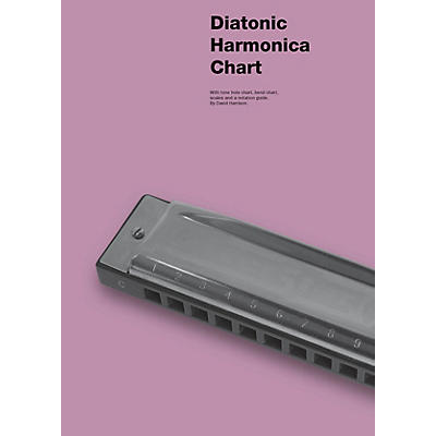 Music Sales Diatonic Harmonica Chart Music Sales America Series Softcover Written by Various