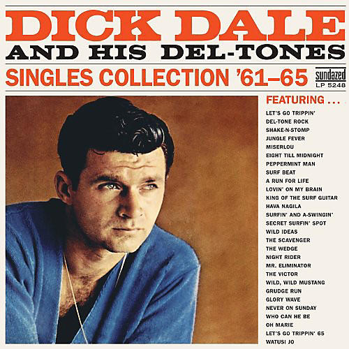 Alliance Dick Dale - Singles Collection 61-65