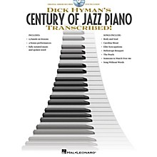 Hal Leonard Dick Hyman's Century Of Jazz Piano - Transcribed!  Instructional Book/DVD