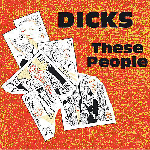 Alliance Dicks - These People