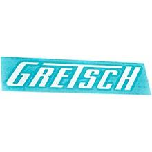 Gretsch Die Cut Window Sticker
