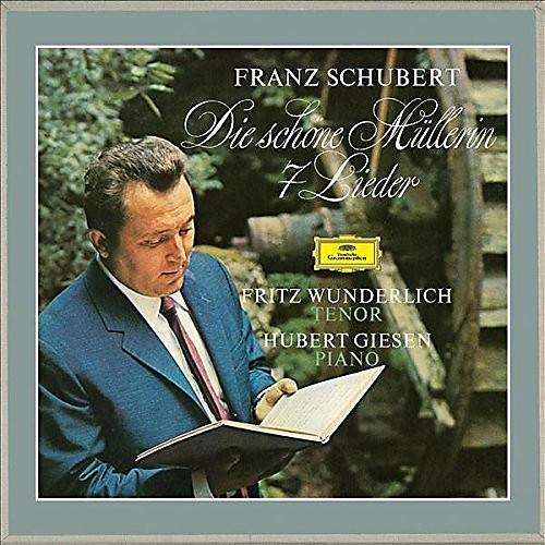 Alliance Die Schone Mullerin / 7 Lieder