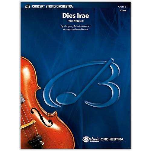 BELWIN Dies Irae Conductor Score 3