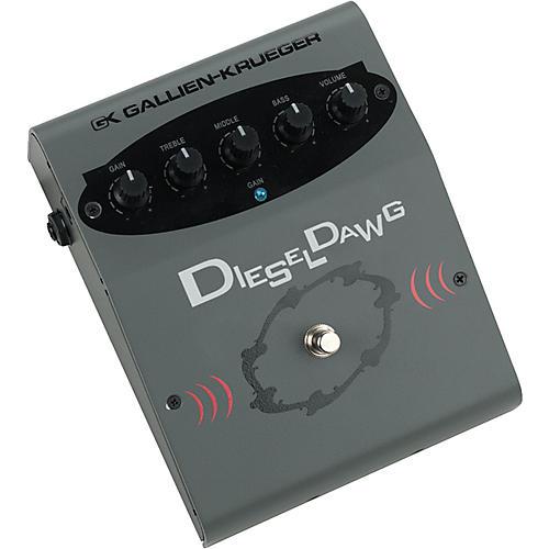 Gallien-Krueger Diesel Dawg Bass Overdrive Pedal