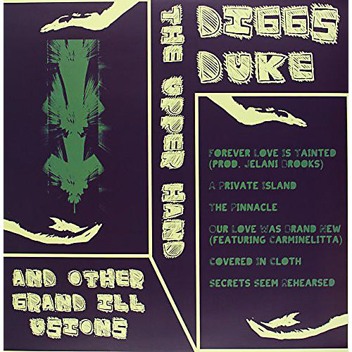 Alliance Diggs Duke - Upper Hand & Other Grand Illusions
