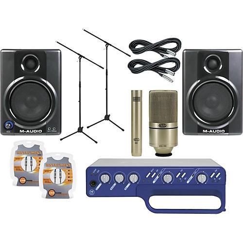 Digidesign Digidesign Mbox 2 Studio Recording Package