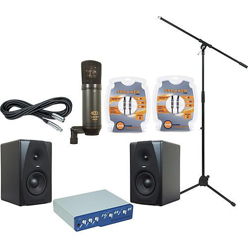 M-Audio Digidesign Mbox 2 and M-Audio CX5 Recording Package