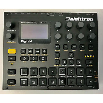 Elektron Digitakt Drum Machine