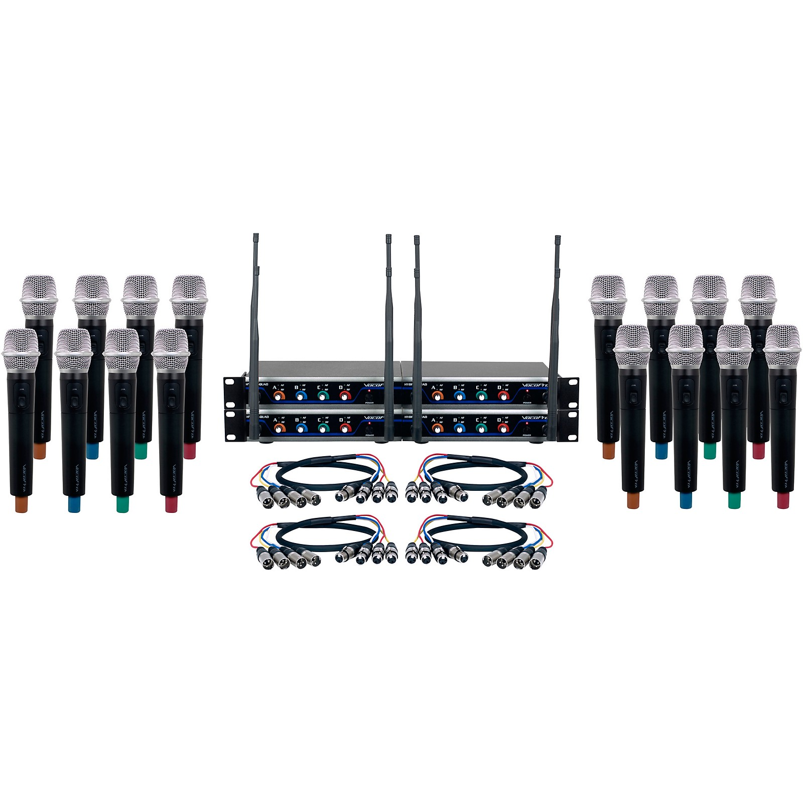 VocoPro Digital-Acapella-16 Wireless System