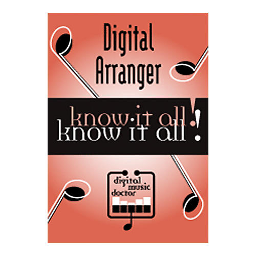 Digital Music Doctor Digital Arranger - Know It All! (Data DVD)